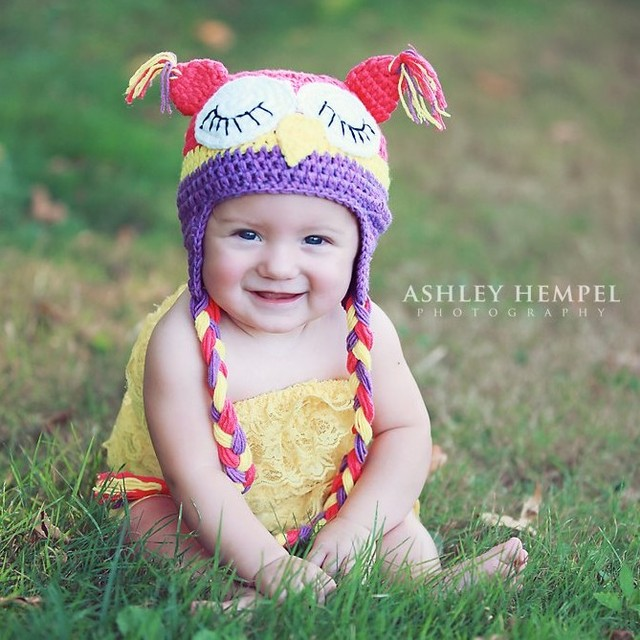 hot babies pics page hot girls yellow pink hat baby sleeping products purple photography babies hats newborn crochet knit prop romper petti owl