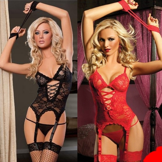 hot erotics pics hot sexy women black erotic red lingerie dress lace popular string sexe font wsphoto handcuff