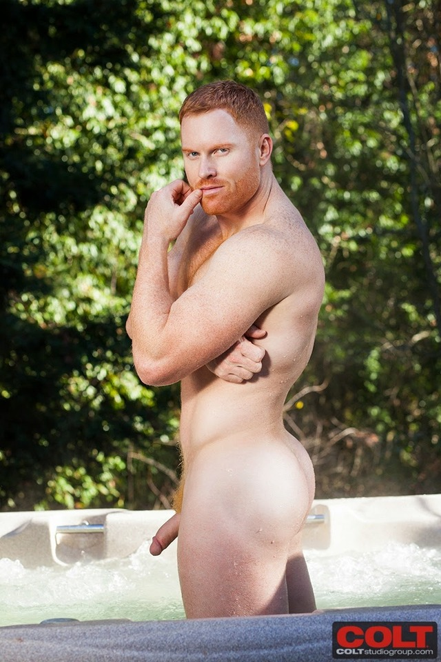 hot porn redhead porn hot showing dick redhead gay nude naked his group studio colt seth fornea