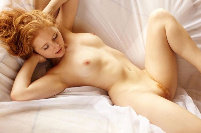 hot redhead pussy pic
