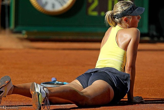hot up skirt pictures photos maria sharapova