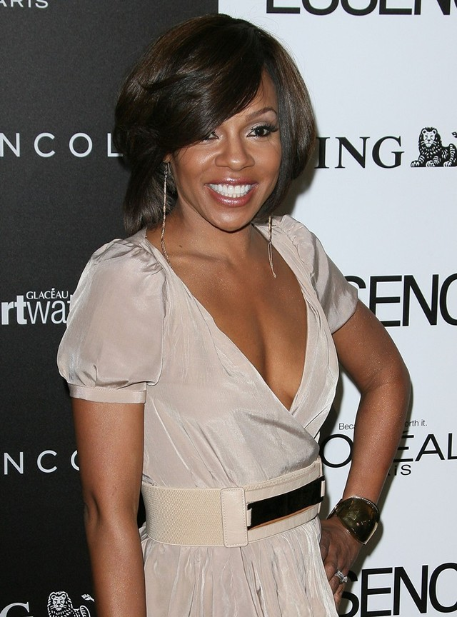 hot young black women women black hollywood wennpic events annual robinson essence raquel wendy luncheon