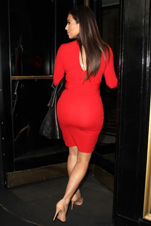 huge ass pictures gallery ass sexy huge tight red kim london dress wearing kardashian skin