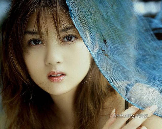 japan girl sexy pic girl celebrity japanese wallpaper sayaka fukuoka