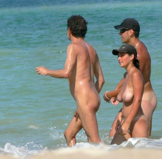 naked beach pics page