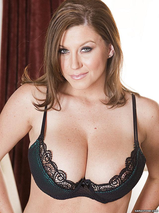 Natutal breast with bra
