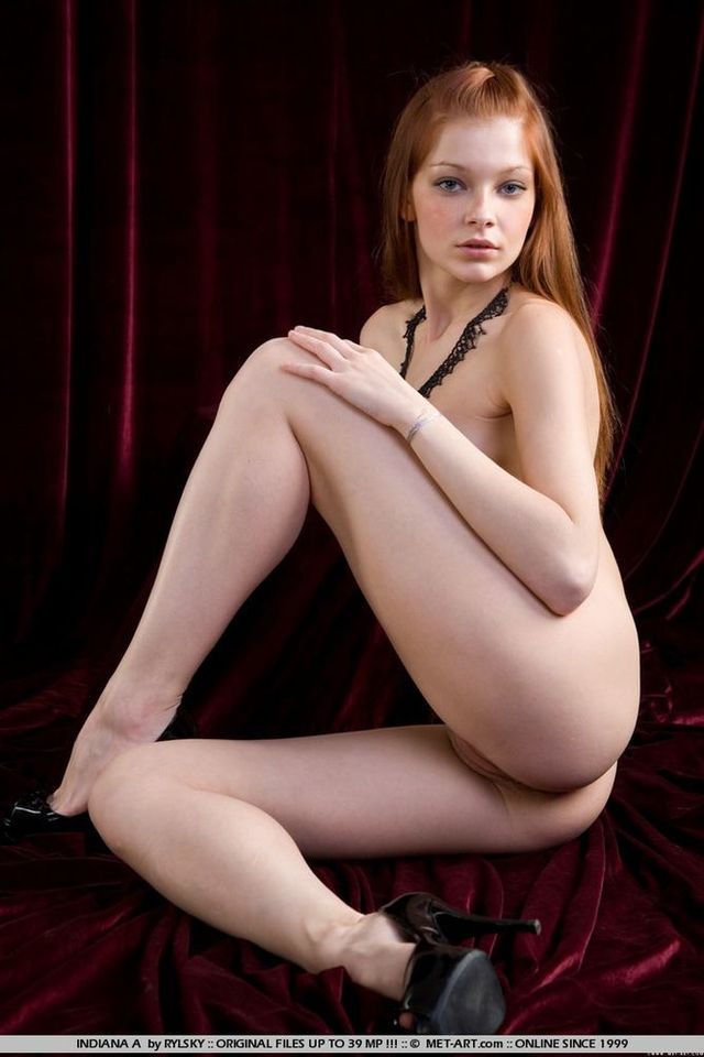 nude redhead pics sexy redhead nude heels legs picpost thmbs