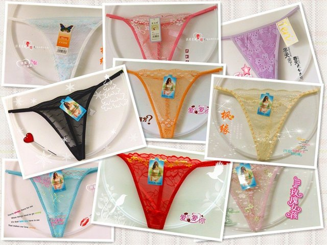 panties sexy pic mix sexy super price style panties string item underwear micro surprise lot delivery wsphoto pcs