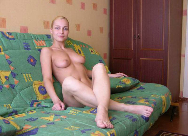 photos of big natural tits girl russian tits gorgeous posing natural couch sitting