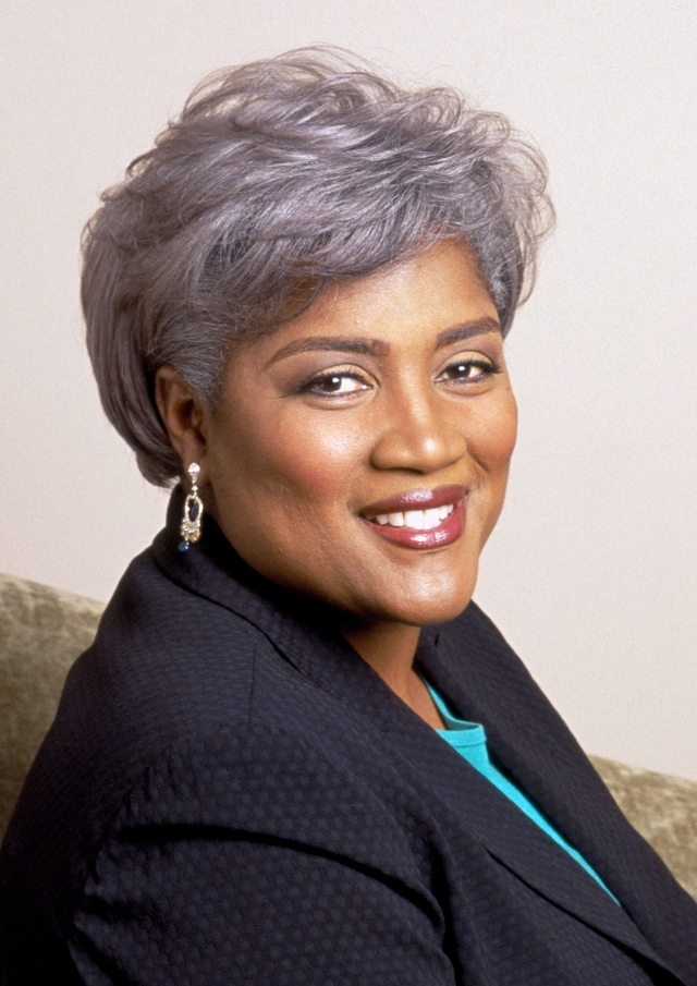 pic of a big ass ass per must guess donna washington brazile donnabrazile liars