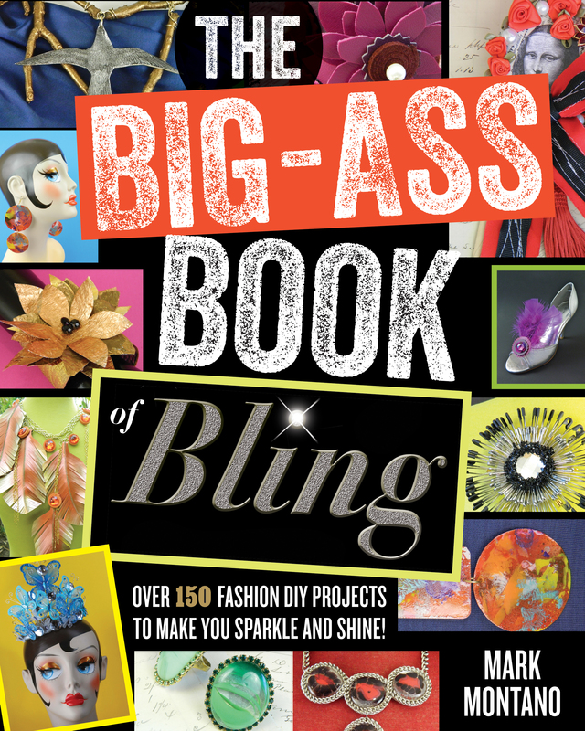 pic of a big ass ass book books mark montano bling cvr