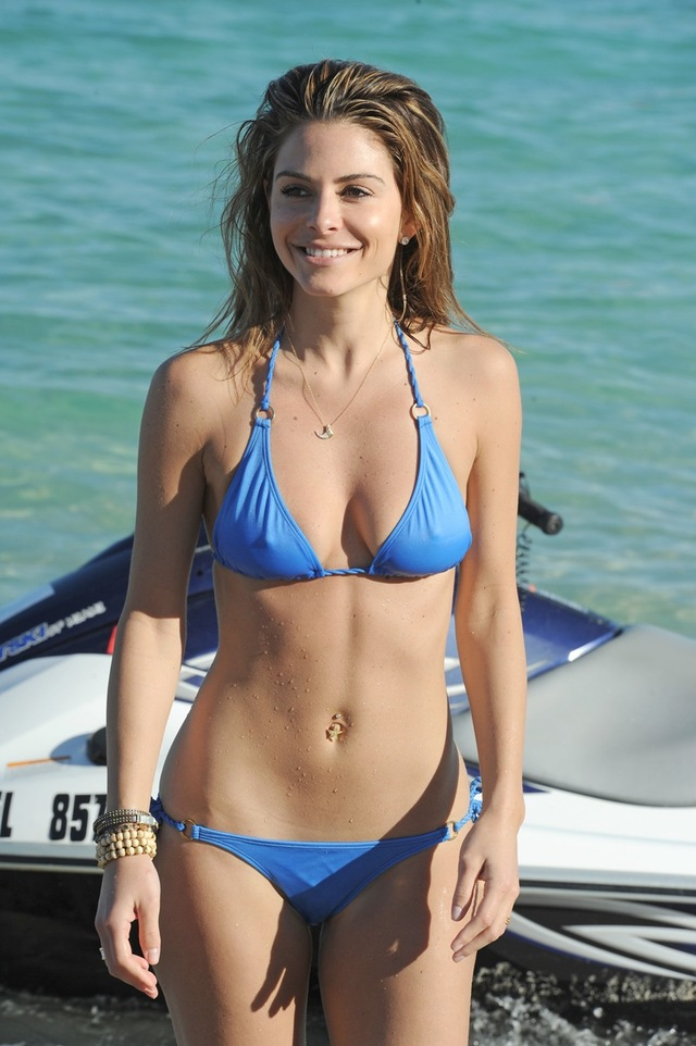 picture of a sexy ass gallery ass sexy tiny bikini blue maria wearing miami beach menounos