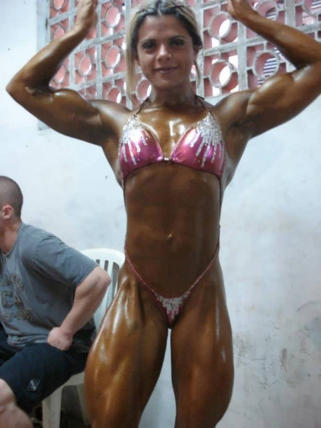 porn huge women babe nude muscle fitness strong hardbodied