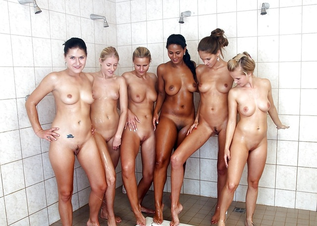 porn in the shower pics porn media lesbian shower