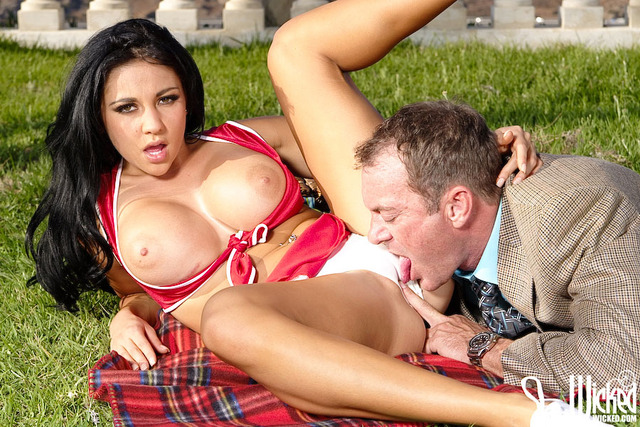 pussy licked pics pussy audrey bitoni licked