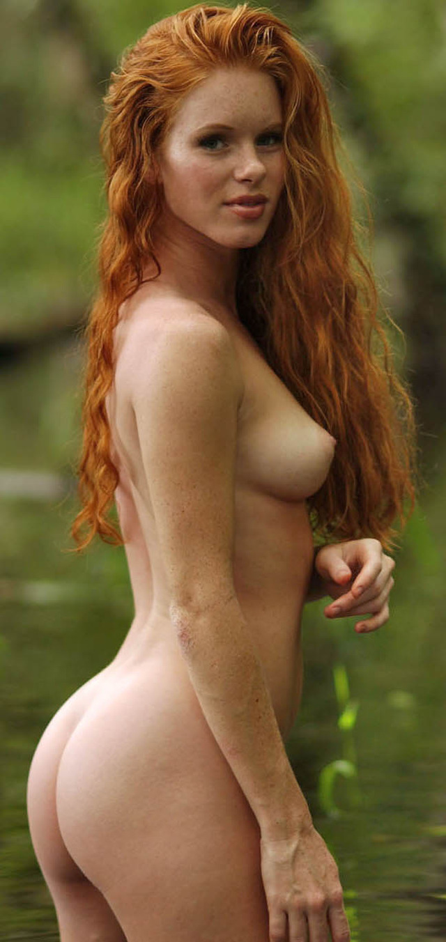 Hot red heads naked