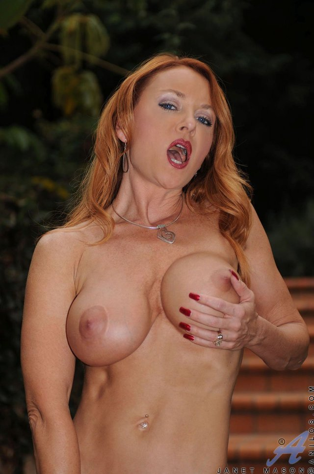 red head sex original media redhead mature janet mason breasted