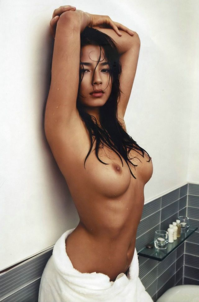 sexy photo naked asian sexy naked boobs perfect