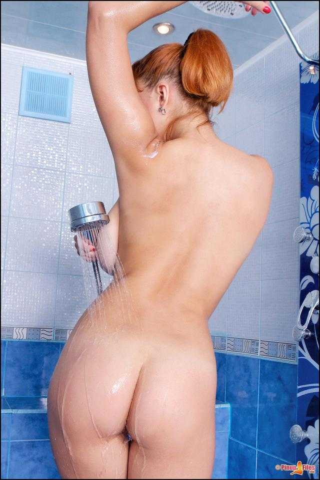 sexy wet asses ass nude shower wet irene fleur photosa valory
