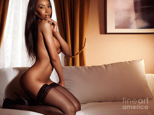 sexy woman stockings beautiful large sexy naked black woman half stockings posing featured medium sof oleksiy maksymenko