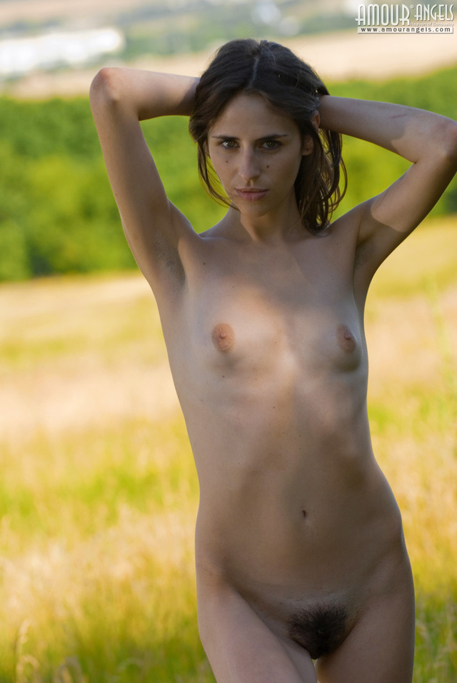 Nude skinny girls with small tits