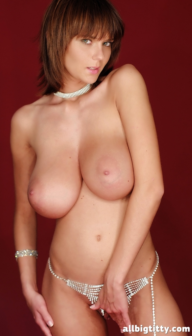 Nude girls big tits in public