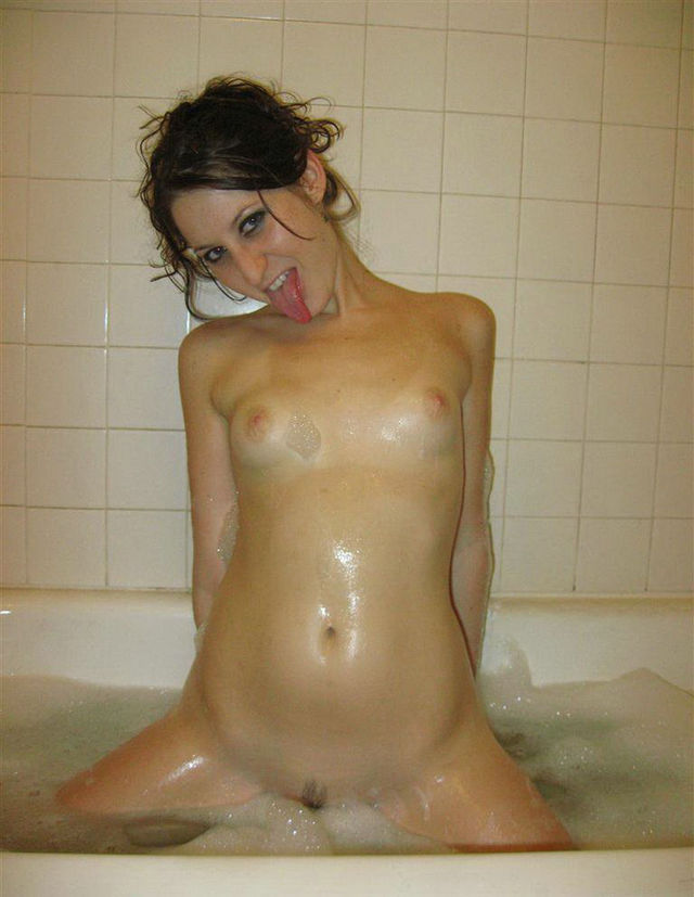 tiny tits and pussy pics page bath