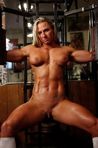 big sexy naked woman fbb awsome girl abs