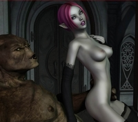 porn sexy monster pics goblin porn awesomely sexy elf milf