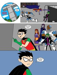 teen titans porn teen titans naked danger page numbuh xyq art