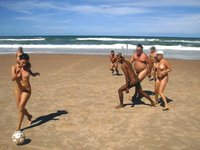 free game porn photos naked beach soccer game photo