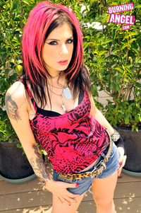 angel porn news anjel joanna angel presents thrill ogy midwestern burning events