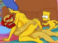 animated porn cartoon simpsons diary