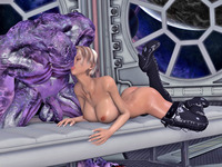 animated porn dmonstersex scj galleries long haired naked beauty seduces lovers monster animated porn
