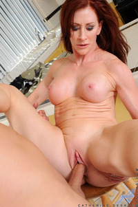 redhead porn mature redhead porn gets fucked
