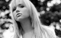actress porn media original maids actress porn flick grayscale arielle kebbel monochrome