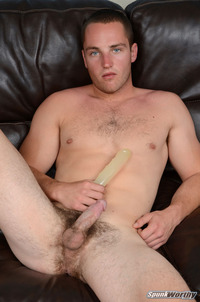 amateur porn video spunkworthy dean straight marine uses dildo hairy ass amateur gay porn category toys