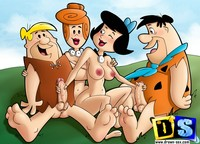 cartoon porn gallery dsflintstones flintstones cartoon porno group