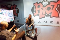 porn site web riot games dublin office riots wins leagueoflegends dispute web address redirected users porn