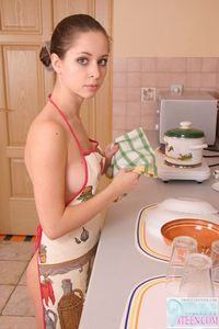 porn wife dec amateur wife apron