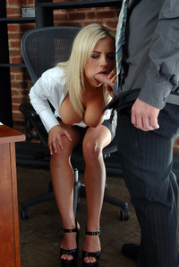 office porn office porn blowjob work