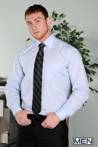office porn men replacement connor maguire andy taylor gay office porn photo