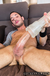 biggest dick in porn timtales esteban biggest uncut cock ever amateur gay porn fleshlight fleshjack spanish dude jerks off