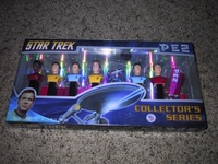 pez porn item fxxnstar trek collector series pez dispensers candy star