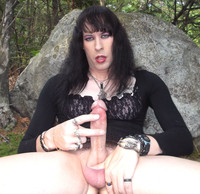 gothic porn gothic porn tranny goth leslie hairy bush pictures