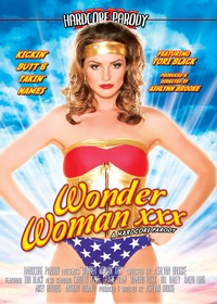 black porn woman wonder woman xxx poster porn parody casts tori black