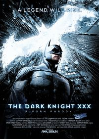 xxx porn video dark knight xxx poster porn parody released