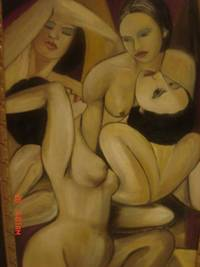 mujeres desnudas porn media original grupo mujeres desnudas oil canvas nude paintings