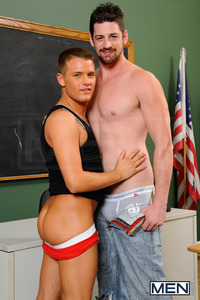 porn school men janitors brandon wilde andrew stark dicks school gay porn photo