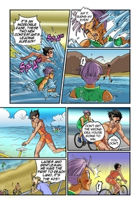 dragon ball z porn media original dragon ball kai comics heated competitioners porn